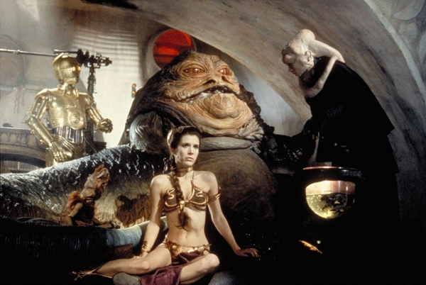 The Rescue Plan from Jabba's Palace (Part II) - Jabba's Audience Chamber