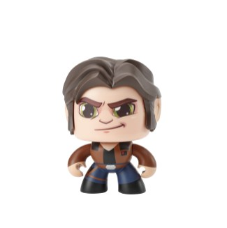 STAR WARS MIGHTY MUGGS Figure Assortment - Han Solo (1)