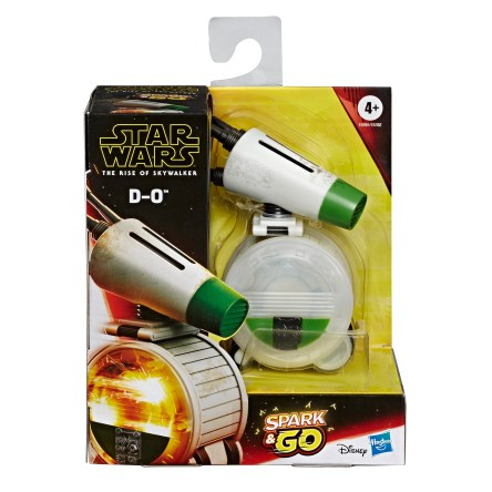 STAR WARS SPARK AND GO D-O DROID - in pck copy