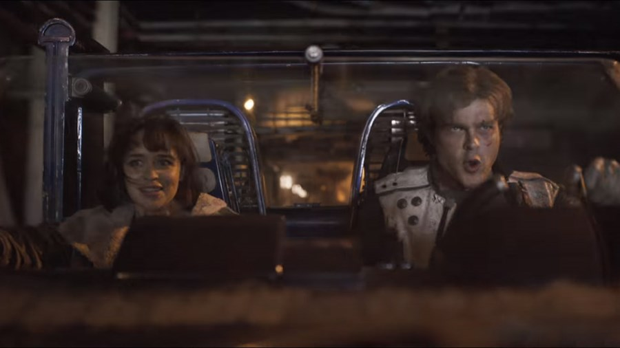Partnerships of Solo Part 1 - Han and Qi'ra