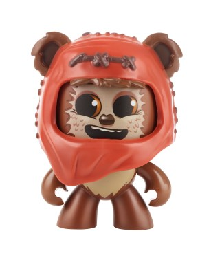 STAR WARS MIGHTY MUGGS Figure - Ewok 1 copy