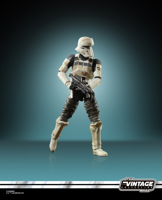 Star Wars The Vintage Collection Imperial Assault Tank Commander Figure 2