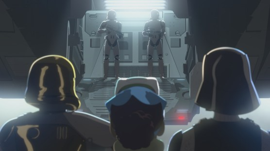 """STAR WARS RESISTANCE - Disney Channel has ordered a second season of the high-flying animated series """"Star Wars Resistance"""" for a fall 2019 premiere. The series follows Kazuda Xiono (""""Kaz""""), a young pilot recruited by the Resistance for a top-secret mission to spy on the growing threat of the First Order. Season one continues on SUNDAY, JAN. 13 (10:00-10:30 p.m. EST/PST), on Disney Channel. (Lucasfilm)"""