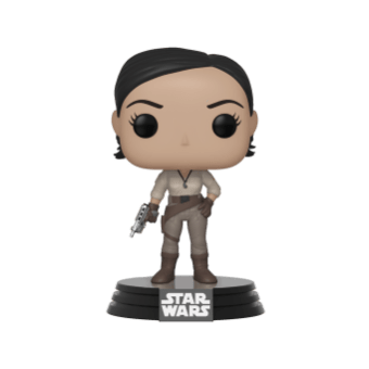 Rose Pop! Vinyl - $9.99 More than a maintenance tech with a knack for tinkering, Rose Tico is armed and ready to stand against the First Order. Available October 4