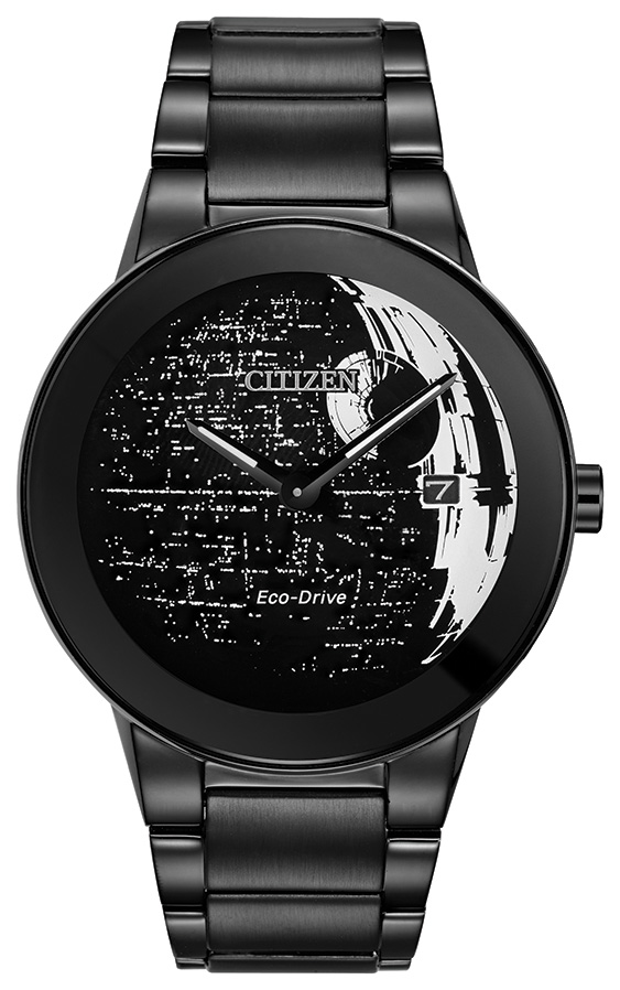 Death Star watch - $395 From Citizen