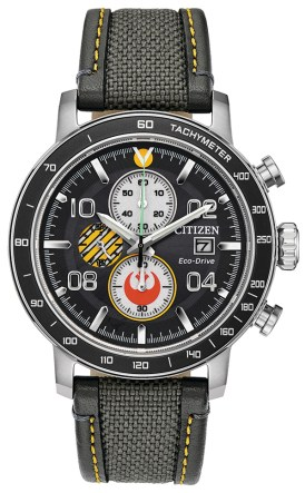 Luke Skywalker watch - $425 From Citizen