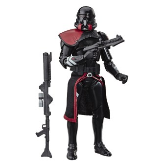 STAR WARS: THE BLACK SERIES 6-INCH PURGE STORMTROOPER Figure - $19.99 (HASBRO/Ages 4 years & up/Approx. Retail Price: Starting at $19.99/Available: Fall 2019)
