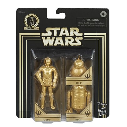 STAR WARS SKYWALKER SAGA 3.75-INCH Figure 2-Packs - $14.99 (HASBRO/Ages 4 years & up/Approx. Retail Price: Starting at $14.99/Available: Fall 2019)