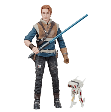 STAR WARS: THE BLACK SERIES 6-INCH CAL KESTIS Figure - $19.99 (HASBRO/Ages 4 years & up/Approx. Retail Price: Starting at $19.99/Available: Fall 2019)