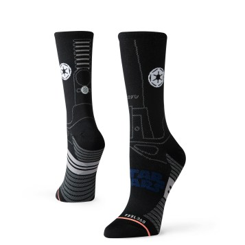 Star Destroyer Crew Socks - $22 Available at stance retail and online.