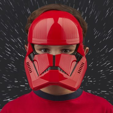 STAR WARS THE RISE OF SKYWALKER SITH TROOPER ROLEPLAY MASK (1) copy