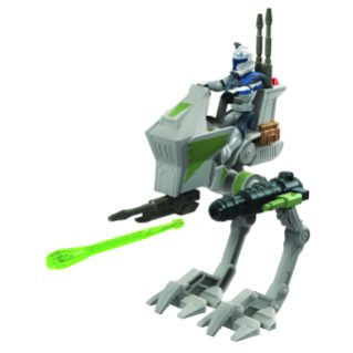 STAR WARS MISSION FLEET CAPTAIN REX CLONE COMBAT Vehicle and Figure (HASBRO/Ages 4 years & up/Approx. Retail Price: $14.99/Available: Fall 2020) Blast off into a galaxy of adventure with the STAR WARS MISSION FLEET vehicles and figures! These fun vehicles and figures allow kids to imagine action-packed battles between the dark side and the light side of the Force. Boys and girls will love pretending to battle endless waves of Battle Droids with the STAR WARS MISSION FLEET CAPTAIN REX CLONE COMBAT Vehicle and Figure, featuring a repositionable projectile launcher. The included 2.5-inch-scale CAPTAIN REX figure features multiple points of articulation, with design and detail inspired by the STAR WARS: THE CLONE WARS animated series. Includes vehicles, figure and 4 accessories. Available at most major retailers.