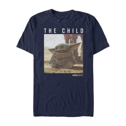 Star Wars The Mandalorian The Child Scene T-Shirt You can get yours online now from Amazon, Design By Humans, Hot Topic, shopDisney, Walmart, Zazzle, and 80's Tees!
