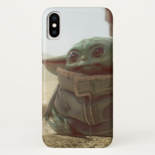 Star Wars The Mandalorian The Child Scene Phone Case You can get yours online now from Amazon, Design By Humans, Hot Topic, shopDisney, Walmart, Zazzle, and 80's Tees!