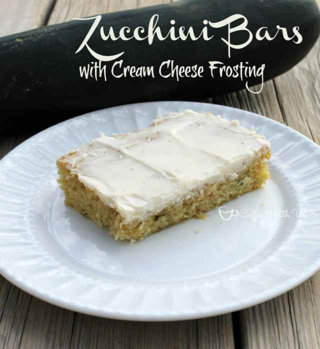 Zucchini Bars with Cream Cheese Frosting2