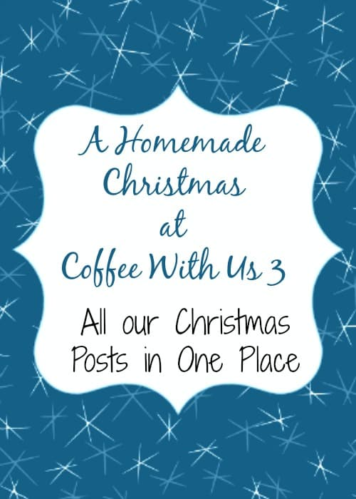 Homemade Christmas at Coffee With Us 3