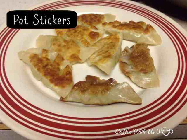 Pot Stickers by Coffee With Us 3 #recipe #goal