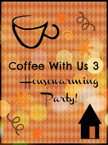 Coffee With Us 3 Giveaway