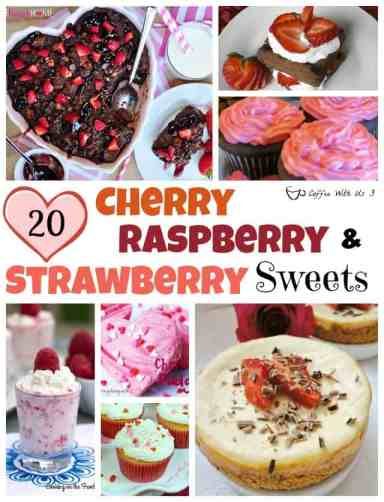 Cherry-Raspberry-Strawberry-Sweets