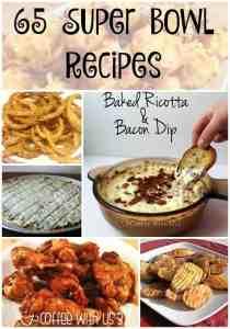 superbowl recipes