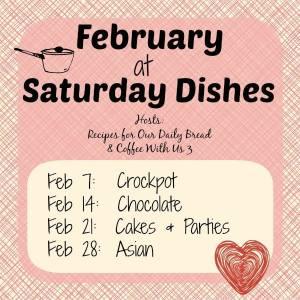 Saturday-Dishes-February