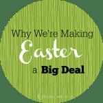 Easter a Big Deal