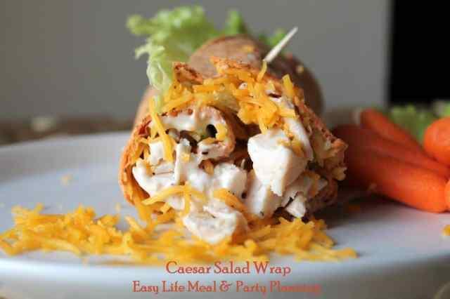 Caesar Salad Wrap Final