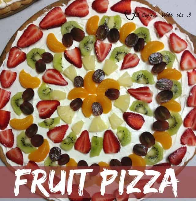 Fruit Pizza by Coffee With Us 3