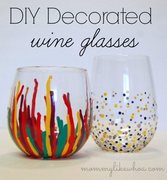 DIY-Decorated-Wine-Glasses-mommylikewhoa-950x1024