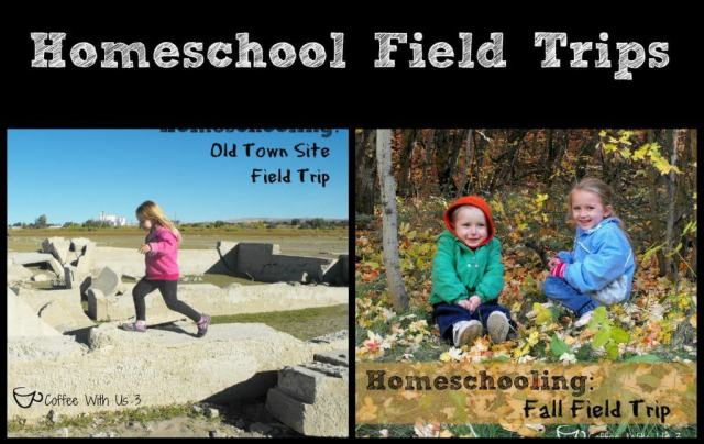 Homeschool Field Trips- Learning through life! #homeschool