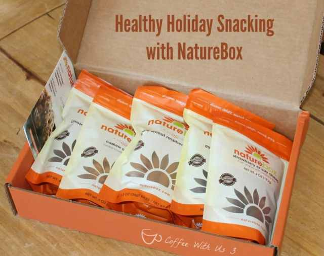 Healthy Holiday Snacking