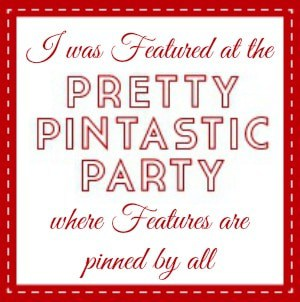 It's Friday and time for Pretty Pintastic Party #144 with 2 features this week.
