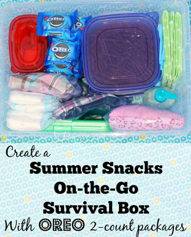 Summer Snacks On-the-Go