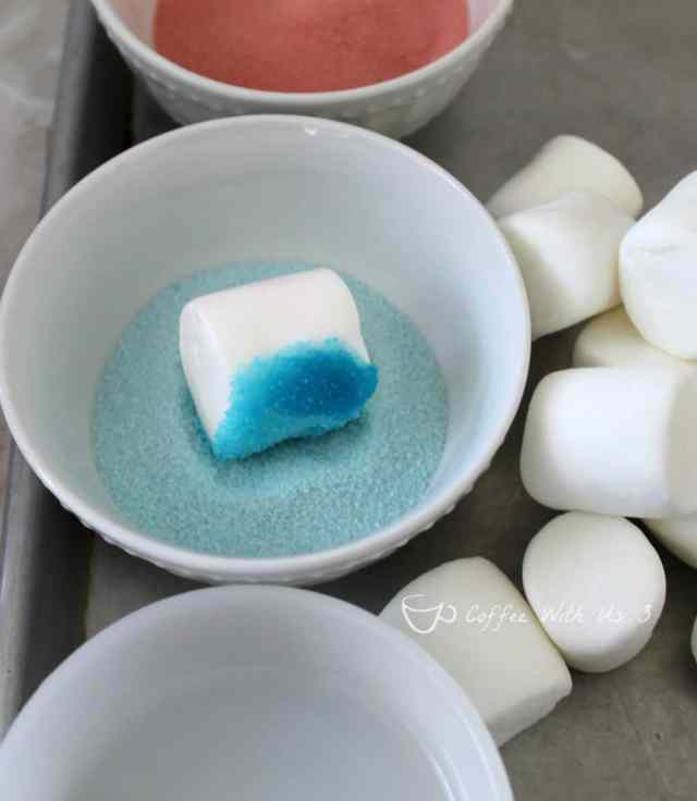 4th of July Marshmallow Pops2