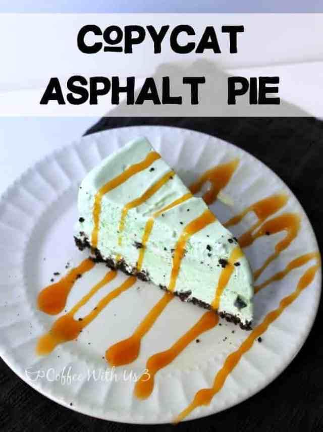 Copycat Asphalt Pie