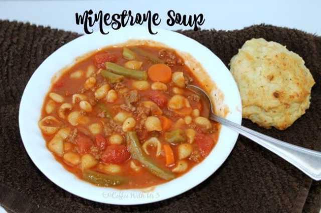 Minestone Soup 2