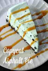 Winger's Copycat Asphalt Pie