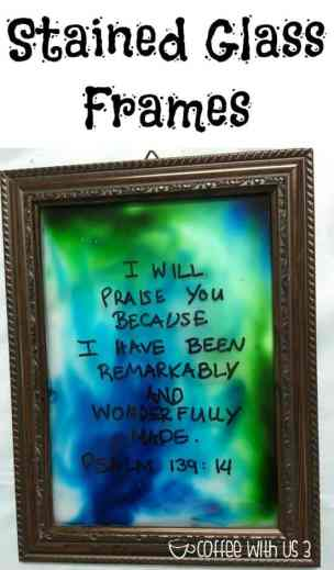 Stained Glass Frames