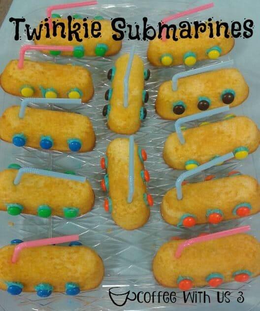 Twinkie submarines