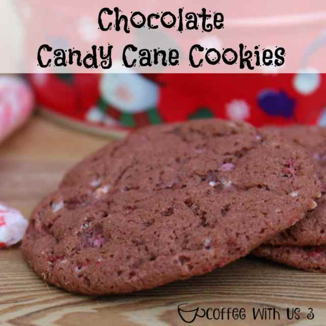 Peppermint Chocolate Cookies | Coffee With Us 3