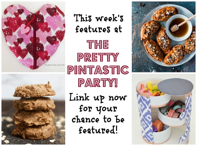 Pretty Pintastic Party #193 Weekly Features
