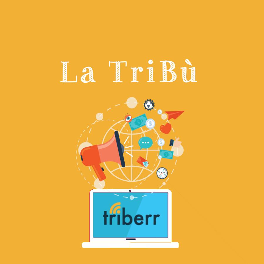 Triberr, crea la tua tribù