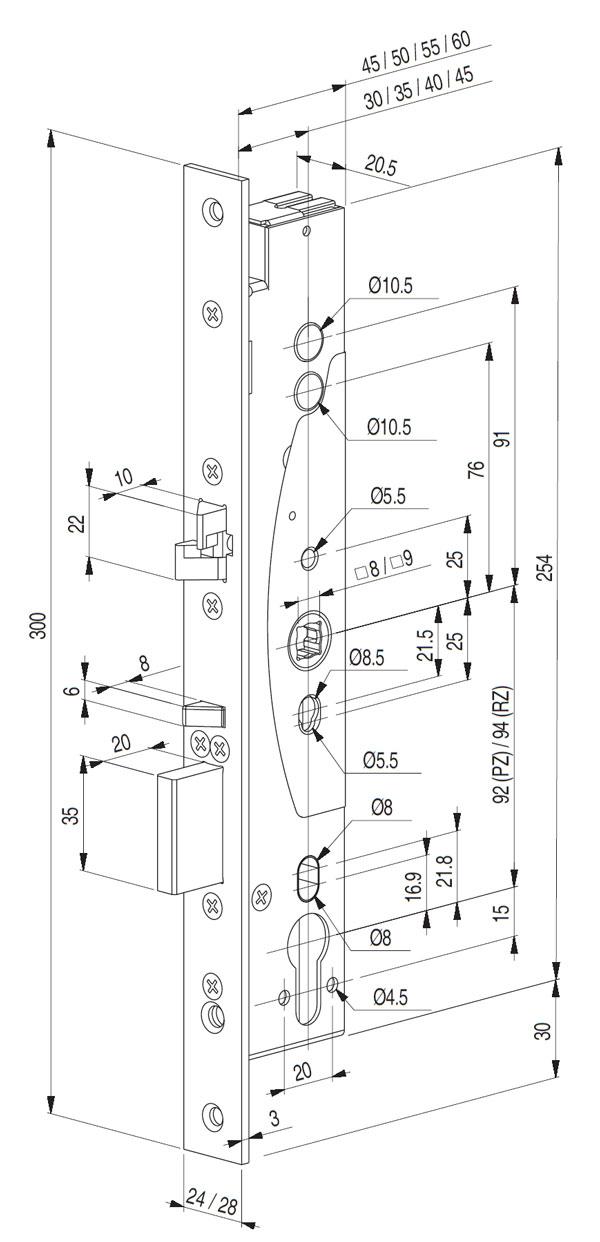 ram schema cablage electrique sur