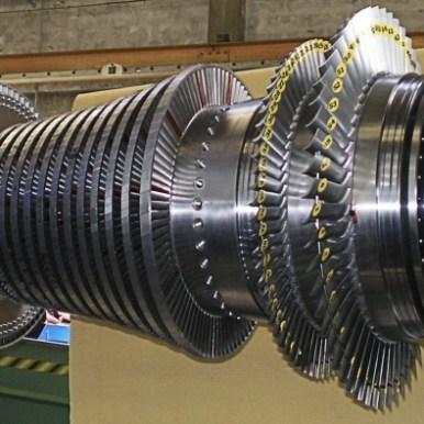 Componenti turbine a vapore