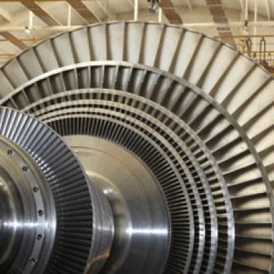 Componenti turbine a gas