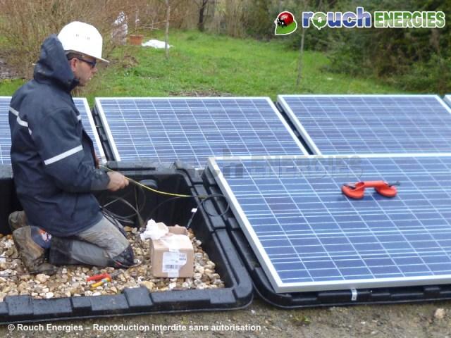 panneau photovoltaique autoconsommation