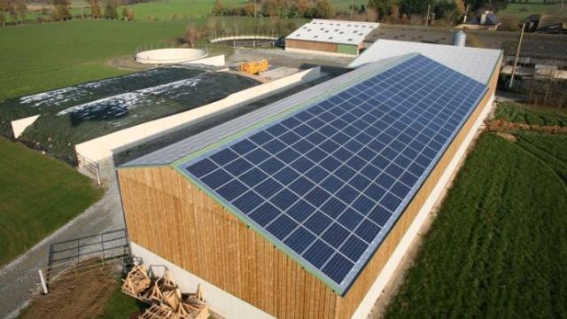 panneau photovoltaique edf