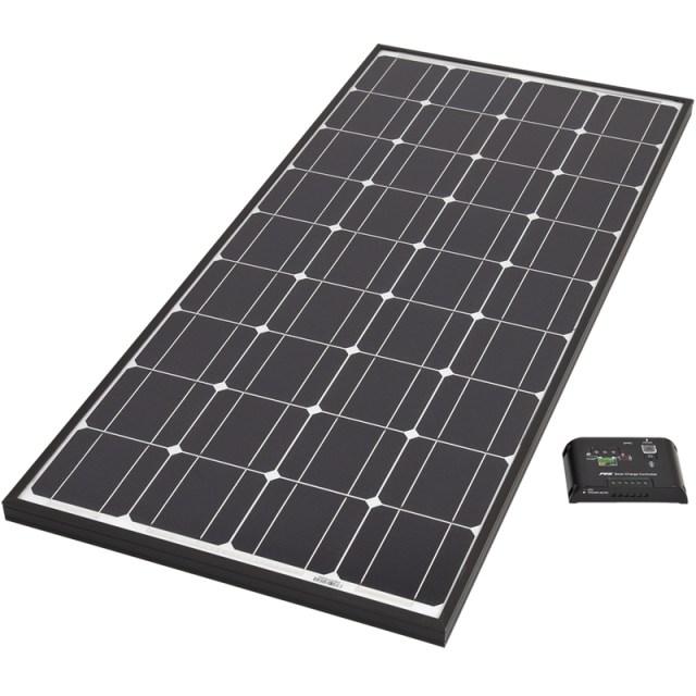 panneaux solaire monocristallin
