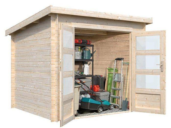 abri de jardin bois brico depot