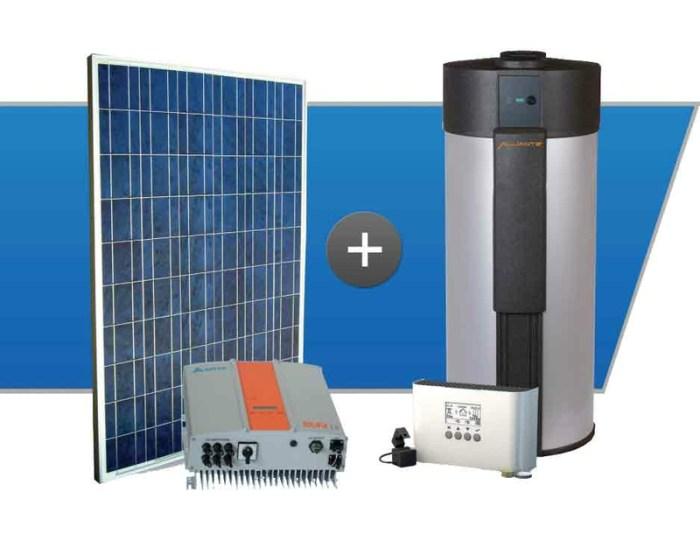 energie solaire autonome